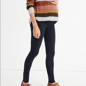 Madewell Maternity Black Skinny Jeans 32